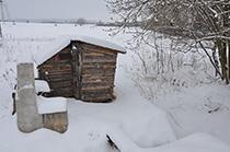Fotogalerie - Zasněžená obec