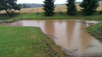 Fotogalerie - Povodně červenec 2014