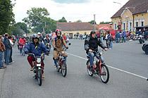 Fotogalerie - Závod mopedů v Dubně