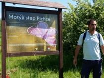 Exkurze Motýlí step Pichce 2016