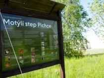 Fotogalerie - Motýlí step Pichce - odborná exkurze