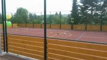 Otevření sportovního hřiště 2016