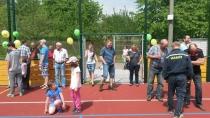 Fotogalerie - Otevření víceúčelového sportovního hřiště 29.5.2016