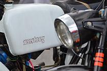 Závod mopedů v Dubně - Týmy a stroje