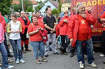 Fotogalerie - Závod mopedů v Dubně - Vyhlášení