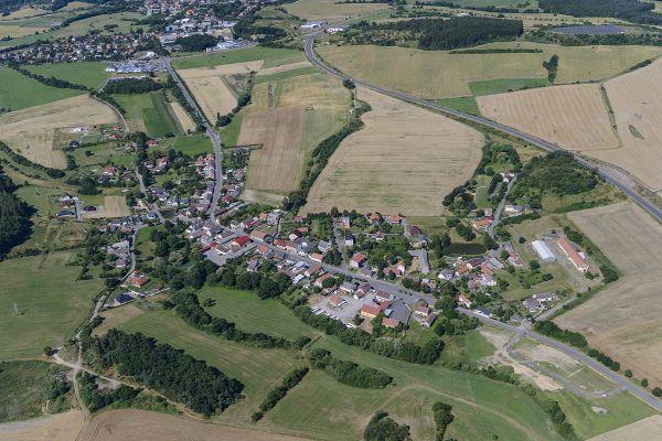 Dubno - Letecký snímek č.2767